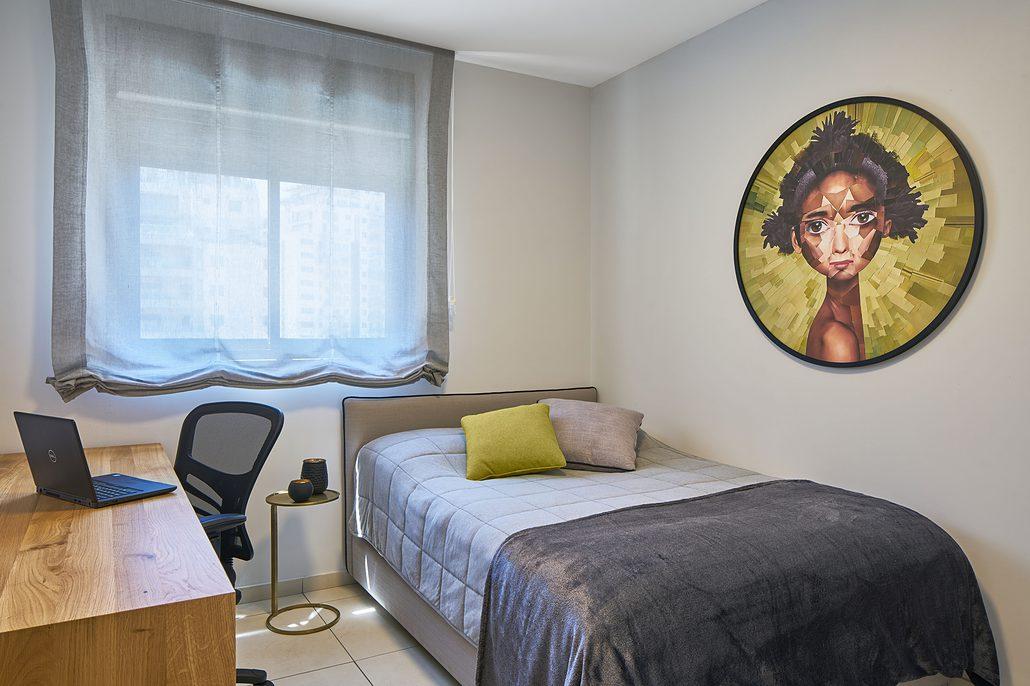 חדר שינה ילדים / ענבל חן